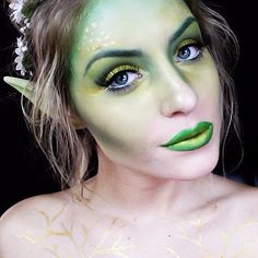 25 Ethereal Makeup Transformations to DIY Your Halloween \