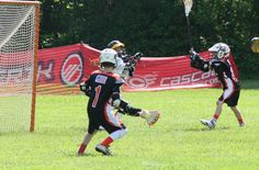 Luke #1 rides on attack, spring 2014, LMYL Tigers travel U9 team in NJ tourney. #lacrosse #2023 #mamaroneck #westtwins