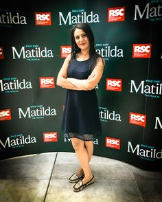 Last week I was invited to watch Matilda at the Birmingham Hippodrome for a special theatre experience. I had the pleasure of going backstage. Letter To My Daughter, Matilda, Diaries, Theatre, Blog, Travel, Journaling, Viajes, Theater