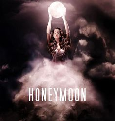 Lana Del Rey #LDR #Honeymoon by @deadfool16