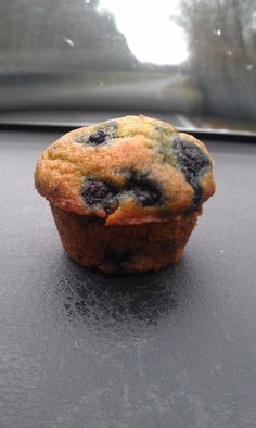 Holimama: Coconut Flour Blueberry Muffins