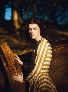 Harper's Bazaar UK April 2015 Model: Antonia Wesseloh Photographer: Erik Madigan Heck Fashion Editor: Leith Clark Hair: Seb Bascle Make-up: Kay Montano