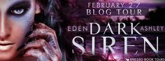 Ogitchida Kwe's Book Blog : Dark Siren Review Blog Tour & Giveaway!
