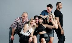 Arrow Cast EW Comic Con Portraits 2012-2015