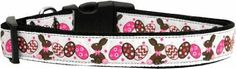 Chocolate Easter Bunny Dog Collar  http://www.squidoo.com/easter-dresses-costumes-dogs