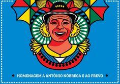 Homenagem Antonio Nóbrega e Frevo
