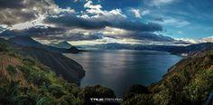 Lago de Atitlán, San Lucas Toliman, Guatemala