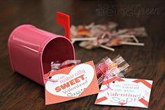 YumEarth Organic Lollipop Valentines