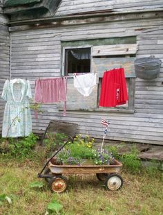 Wash Day At The Farm House | Smelly Towels? | Stinky Laundry? | Washer Odor? | http://WasherFan.com | Permanently Eliminate or Prevent Washer & Laundry Odor with Washer Fan™ Breeze™ | #Laundry #WasherOdor #SWS