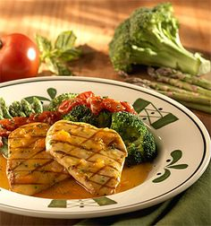 Olive Garden Venetian Apricot Chicken