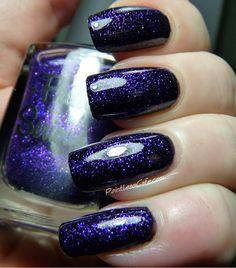 Pretty Serious Cosmetics Purple Monkey Dishwasher