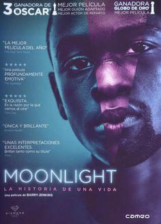 Moonlight [Vídeo (DVD)] : la historia de una vida / una película de Barry Jenkins
