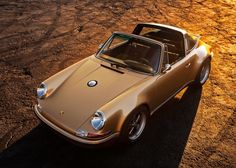 Note Perfect: Porsche 911 by Singer