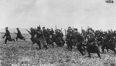 This Day In Histroy: The Battles of the Frontiers Continued (1914)