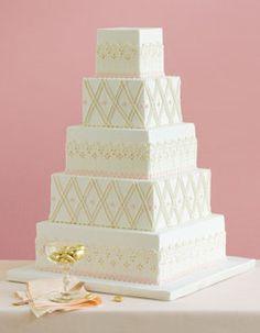 Petites douceurs by MARIAGE Québec on Pinterest  Wedding cakes, Lace ...