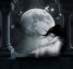 ♥•*¨*• enchanted by nights when You are full