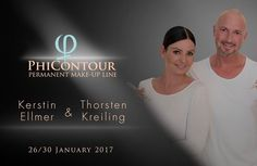 PhiContour Basic Permanent Make Up Workshop  Master Thorsten  Master Kerstin @phicontour_kerstin_thorsten
