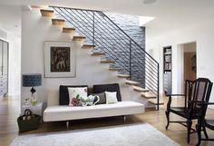 Feldman Architecture - eclectic - staircase - san francisco - Feldman Architecture, Inc.