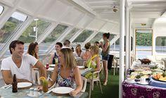 9 Day Captain Cook Cruise & Denarau Island Adventure: 4 night cruise, 2 nights hotel, meals, transfers.  Travelscene.com