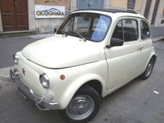 1973 #Fiat 500 L for sale - € 9.900 #cinquecento