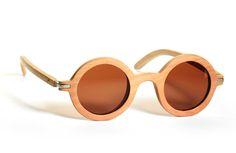 Gli occhiali in legno per uno stile ecosostenibile | LegnoArchitettura