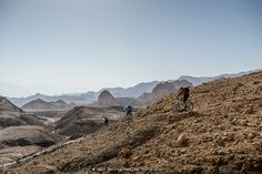 Film Teaser: Another Country: Israel MTB Mountain biking Bike