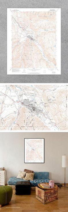 54 Best Ski & Snowboard Mountain Maps