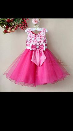 """""""Lilly"""" dress. Beautiful occasional dress for girls. UK based Click on the picture to see our range or visit http://www.bairnzboutique.co.uk , quoting DR10"""