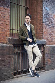 One Dapper Street | NYC Menswear Fashion