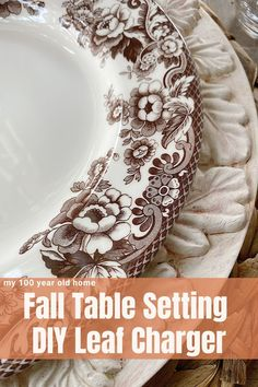 Leaf Projects, Fall Projects, Diy Projects, Leaf Crafts, Fall Crafts, Thanksgiving Crafts, Diy Crafts, Autumn Leaves Craft, Fall Table Settings
