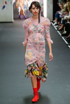 Preen by Thornton Bregazzi Autumn/Winter 2017 Ready to Wear Collection | British Vogue