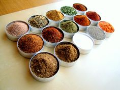 Grill addiction kit - dry spice rub blends, $40