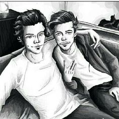 AMAZING!!!   Larry Stylinson fan art