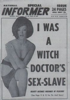 Image result for true confessions magazine 1960s True Confessions, Newspaper Headlines, Witch Doctor, Dark Fantasy, Prison, 1960s, Facts, Words, Life