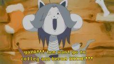 UT animation - Undertale Anime Meeting teMMie