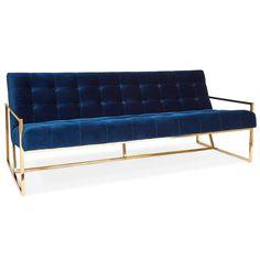 New Furniture - Goldfinger Apartment Sofa