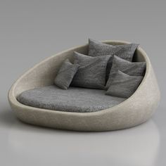 Half Circle Couch Round Couch Round Sofa Chair Beautiful Half Circle Round Sofa In Uncategorized Style - Just Sofa Design site Bedroom Couch, Room Ideas Bedroom, Room Decor, Living Room Sofa Design, Home Living Room, Living Room Designs, Sofa Furniture, Luxury Furniture, Furniture Design