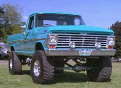 pics of lowered 67-72 ford trucks? - Page 3 - Ford Truck ...
