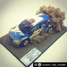#Repost @custom_rally_models with @get_repost .  NEW : Skoda Fabia R5 @skodamotorsport . 1/18 scale model Skoda Fabia R5 first time in the world only in Custom Rally Models . hand made always hand made . #custom  #handmade  #scaledmodel  #scalemodel  #wrc  #autosport  #cargram  #carporn  #cars  #caroftheday  #racing  #rally  #rallye #motorsport  #artwork #diorama #vsco  #vscocam #carstagram  #extreme  #instaauto  #amazing_cars  #carsofinstagram #tgif  #detail #details  #skoda #fabia…