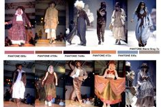 1983 Vivienne Westwood Buffalo Gals collection