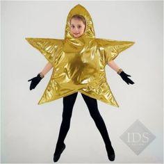 traje de estrella de mar niño