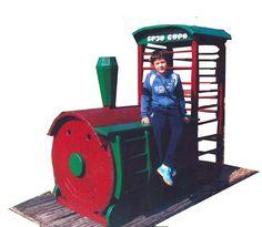 drvena lokomotiva garden designideasphp - Garden Design Kosjeric