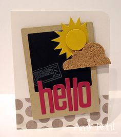 hello {sunshine]