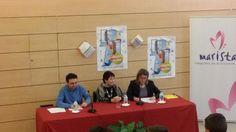 Eva Matarranz @emmatarranz 9 de feb. Os invito a dejarnos sorprender y volar con las palabras #abriendolibros #compostelaenruta