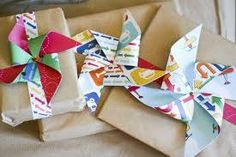 paper pinwheel birthday party decorations - Google Search