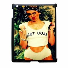 Miley cyrus rollingstone 2 iPad 2 Case