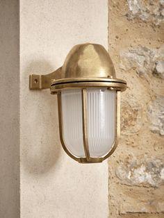 Brass Harbour Light - Outdoor Lighting - Outdoor Living