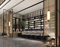 How much important is lighting design to decor your lobby? Discover now at  http://luxxu.net
