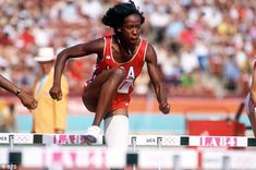 Jackie Joyner-kersee Olympic Legends Tt Card Great Varieties Olympic Memorabilia