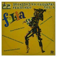 #Folia Vol. 04- 22 #sucessos do #carnaval #Brasileiro - #vinil #vinilrecords #temas